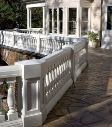 Cambridge Fiberglass Balustrade