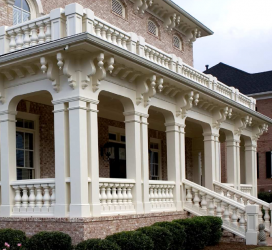 Huntington Fiberglass Balustrade